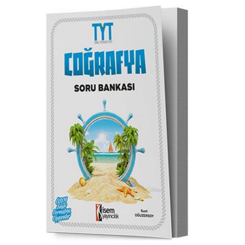 Tyt Coğrafya Soru Bankası İsem Yayınları