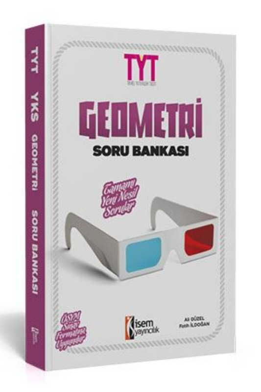 Tyt Geometri Soru Bankası İsem Yayınları