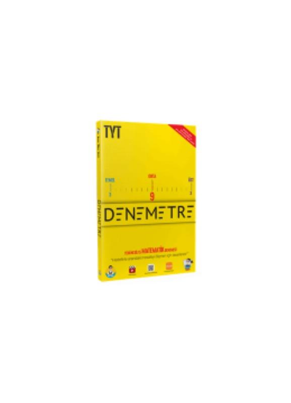Tonguç Akademi TYT Matematik Yeni Nesil 15 Denemetre