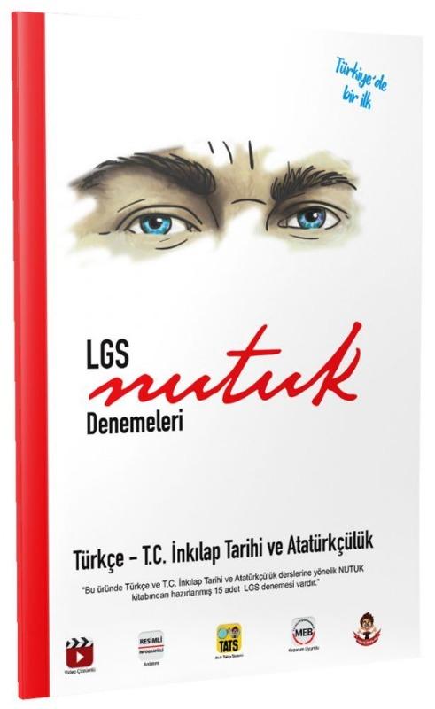 Tonguç Akademi LGS Nutuk Denemeleri