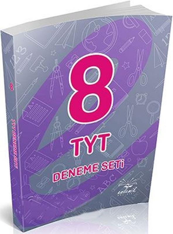 Endemik Yayınları TYT 8li Deneme Seti