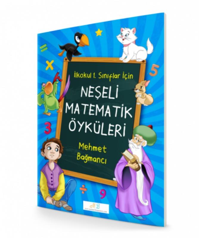 1.Sınıf Neşeli Matematik Öyküleri