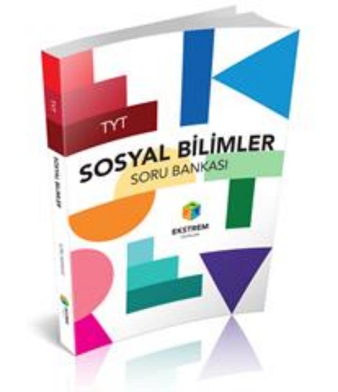 Ekstrem Yayınları Tyt Sosyal Bilimler Soru Bankası