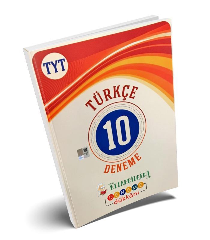 Başat Yayınları TYT Türkçe Deneme Dükkanı 10 Deneme
