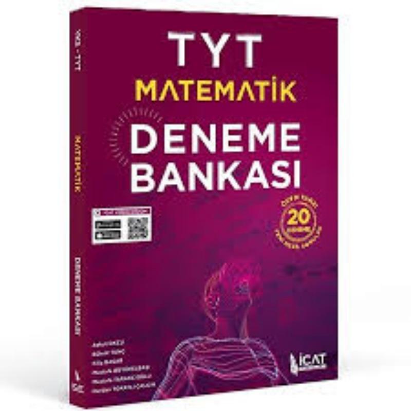 İcat Yayınları TYT Matematik Deneme Bankası