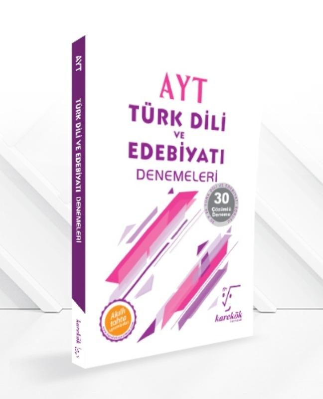Ayt Edebiyat Denemeleri Karekök Yayınları