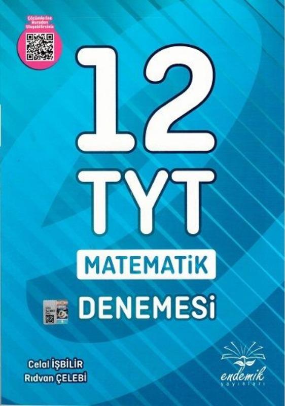Endemik Yayınları TYT Matematik 12 Deneme