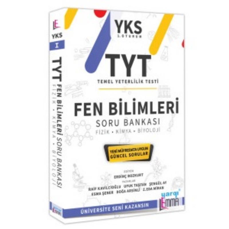 Yargı Lemma Yayınları TYT Fen Bilimleri Soru Bankası