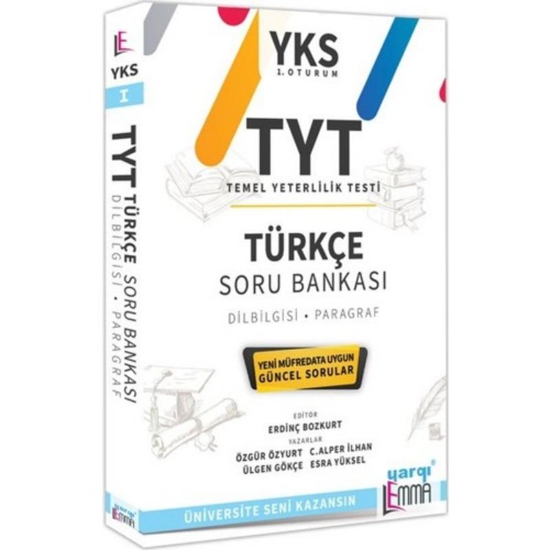 Yargı Lemma Yayınları TYT Türkçe Soru Bankası