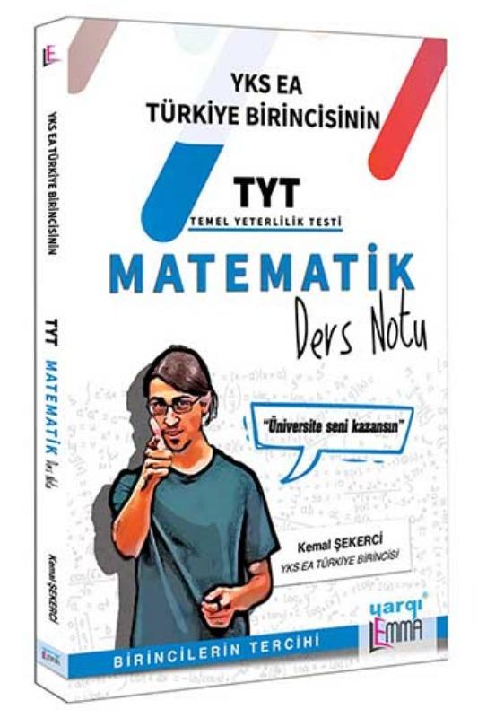 Yargı Lemma Yayınları TYT Matematik Ders Notu