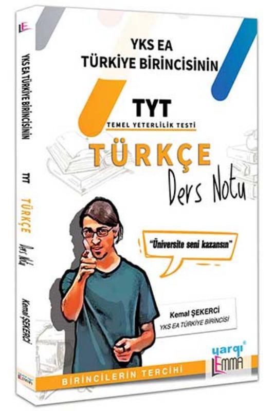 Yargı Lemma Yayınları TYT Türkçe Ders Notu