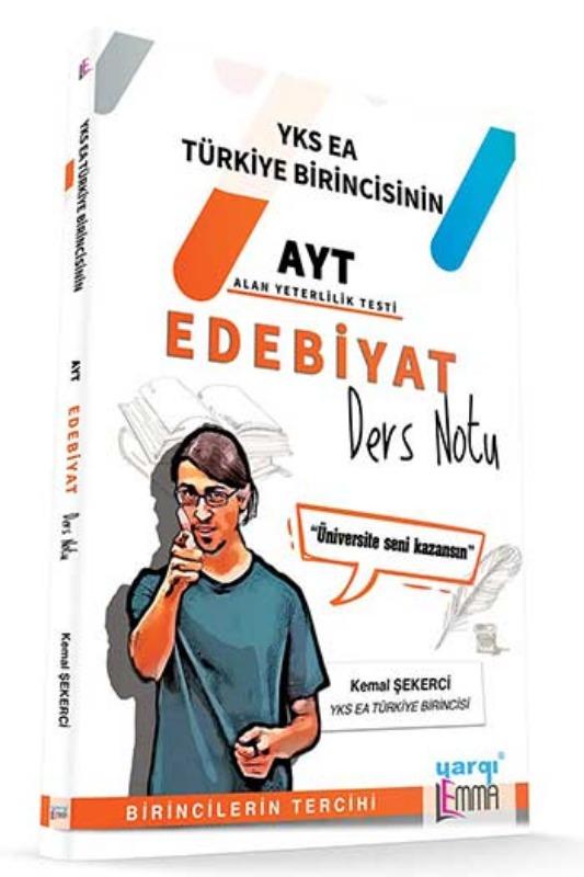 Yargı Lemma Yayınları AYT Edebiyat Ders Notu