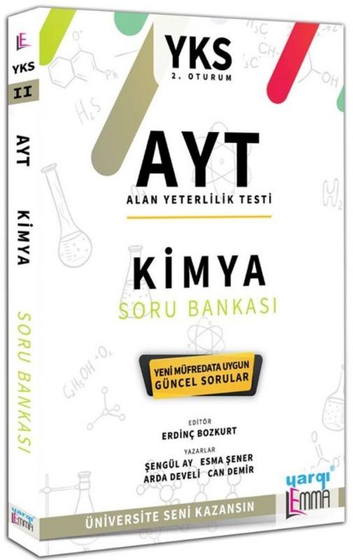 Yargı Lemma Yayınları AYT Kimya Soru Bankası