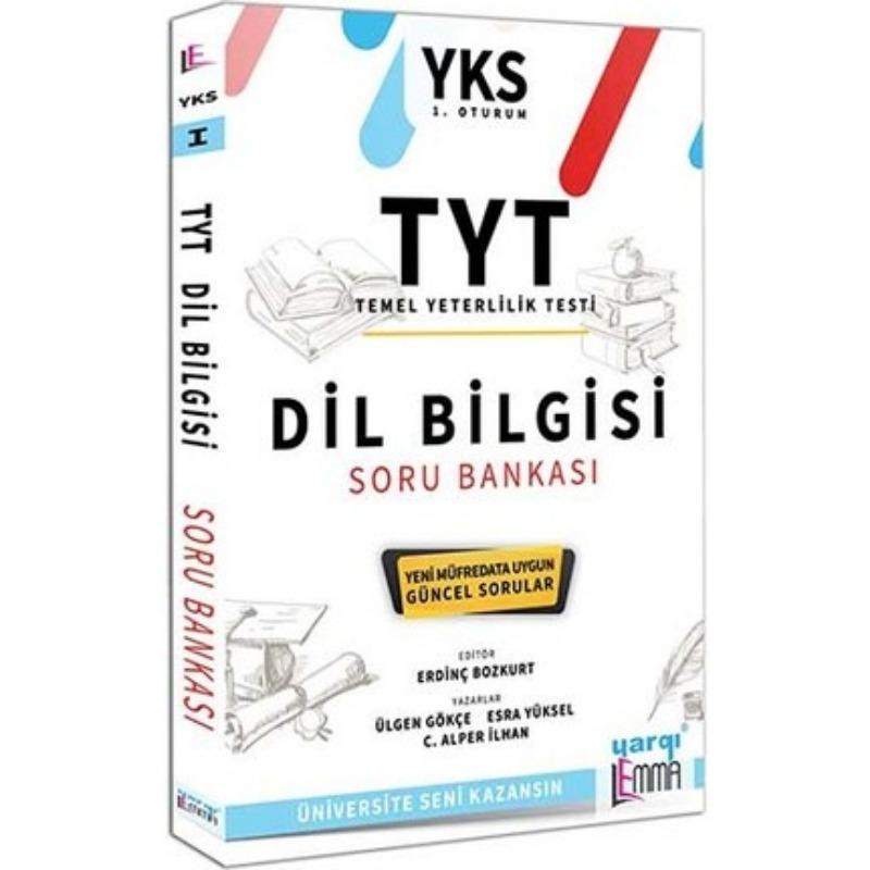 Yargı LEMMA Yayınları TYT Dil Bilgisi Soru Bankası