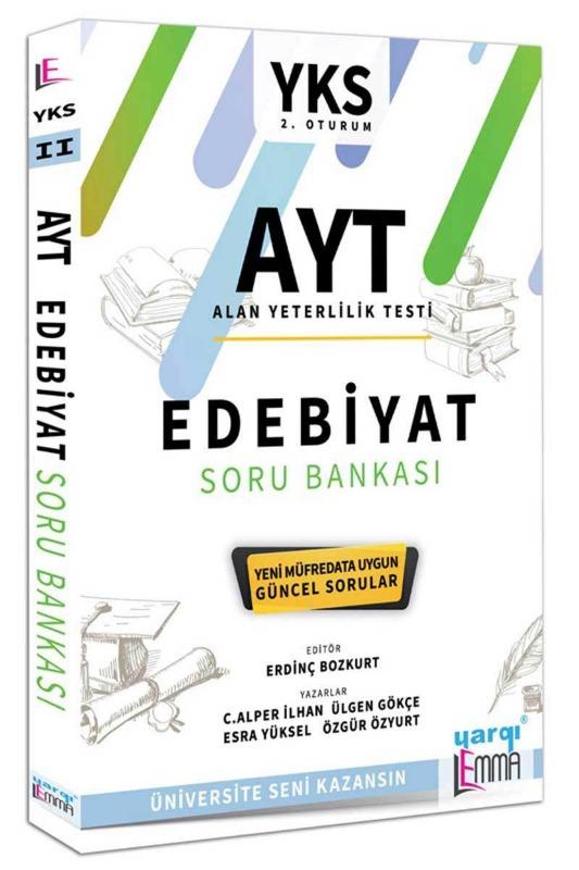 Yargı LEMMA Yayınları YKS AYT Edebiyat Soru Bankası