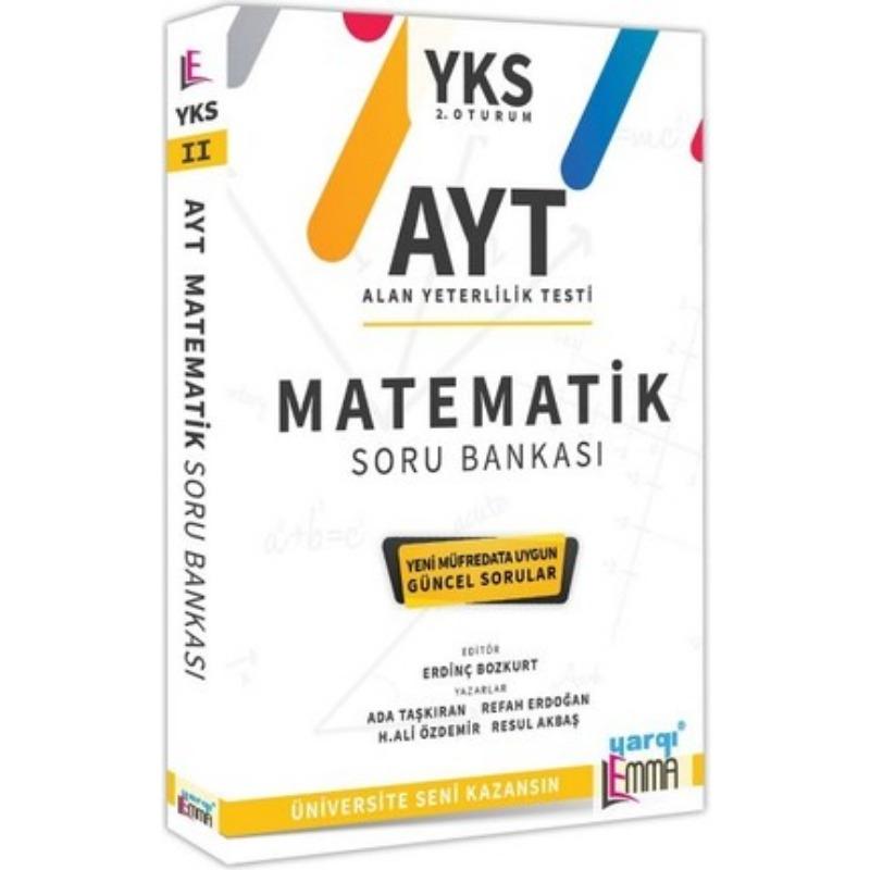 Yargı Lemma Yayınları AYT Matematik Soru Bankası