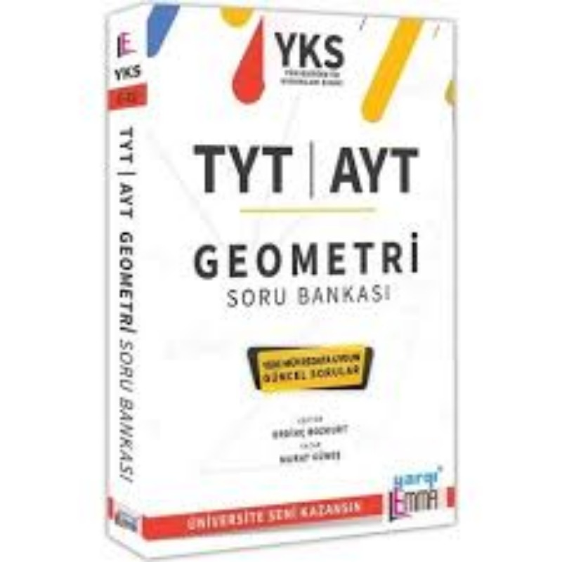 Yargı Lemma Yayınları  TYT AYT Geometri Soru Bankası