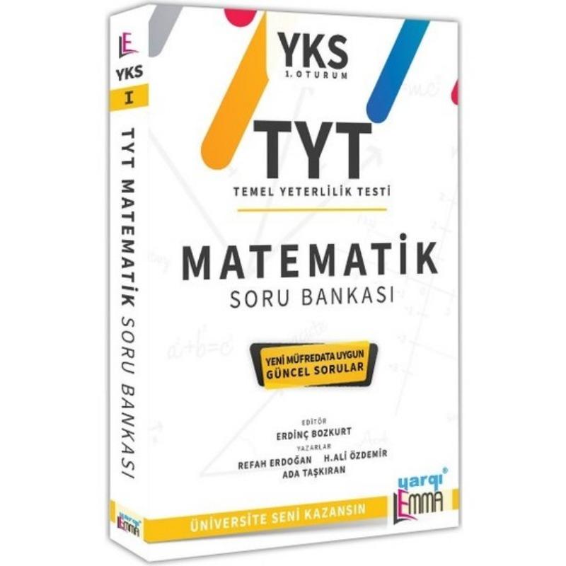 Yargı Lemma Yayınları TYT Matematik Soru Bankası