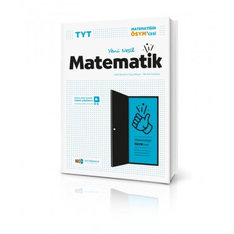 Antrenman Yayınları TYT Matematik Yeni Nesil Soru Bankası