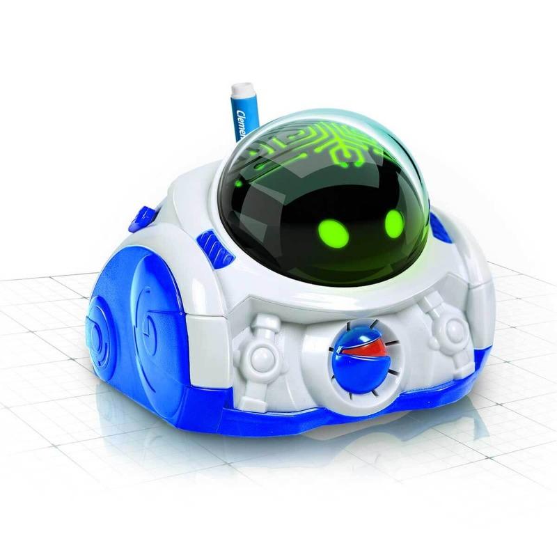 Clementoni Eğitici Tasarım Robotu Sesli ve Işıklı