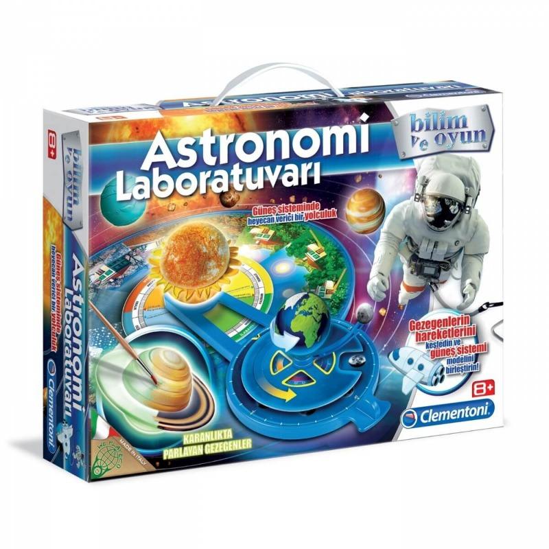 Clementoni Deney Seti  Astronomi Laboratuvarı