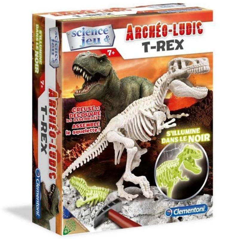 Clementoni Arkeolog Oluyorum  T Rex