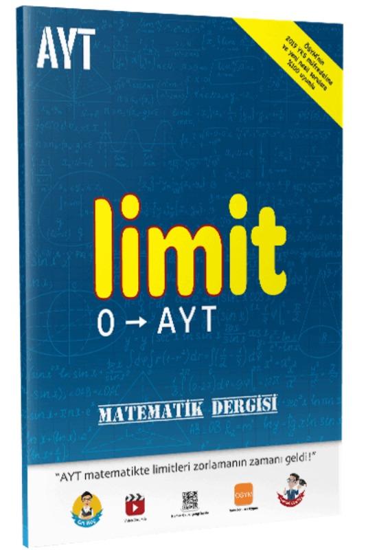 AYT Matematik Fasikülleri  Limit Tonguç Akademi Yayınları
