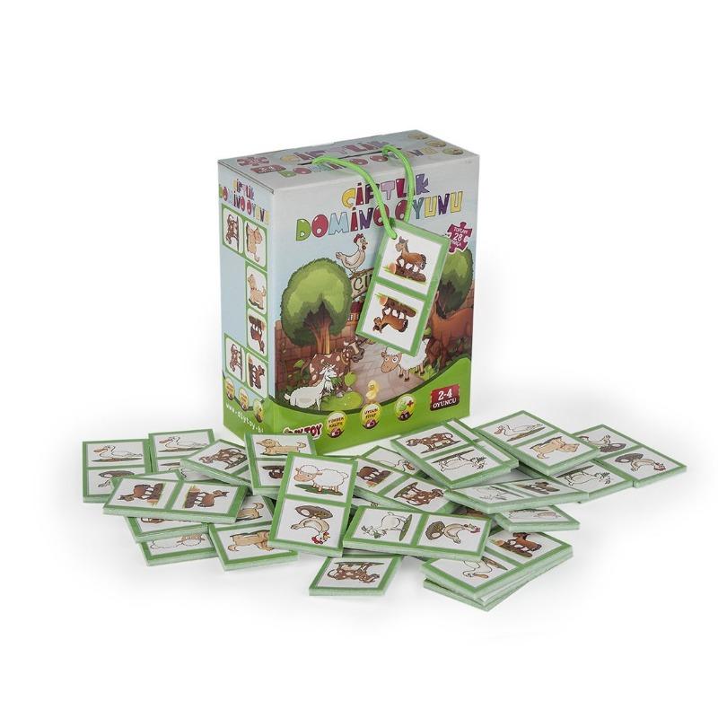 Çiftlik Domino Oyunu Diytoy