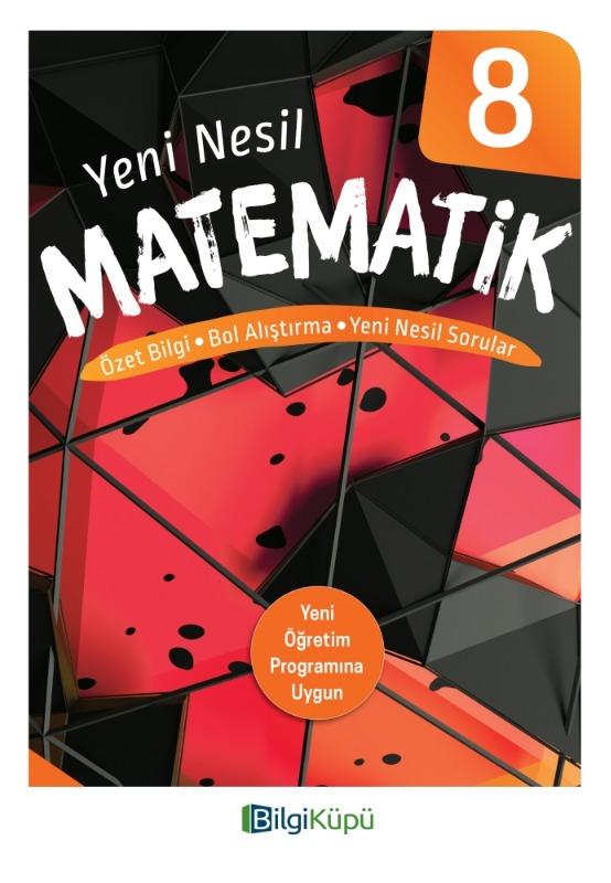 BilgiKüpü 8.Sınıf Yeni Nesil Matematik