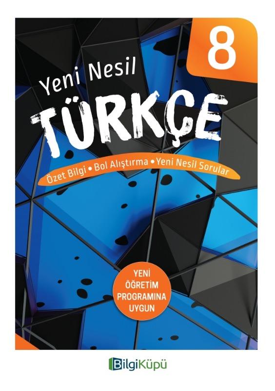 BilgiKüpü 8.Sınıf Yeni Nesil Türkçe