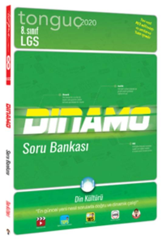 8. Sınıf Din Kültürü Dinamo Soru Bankası Tonguç akademi Yayınları