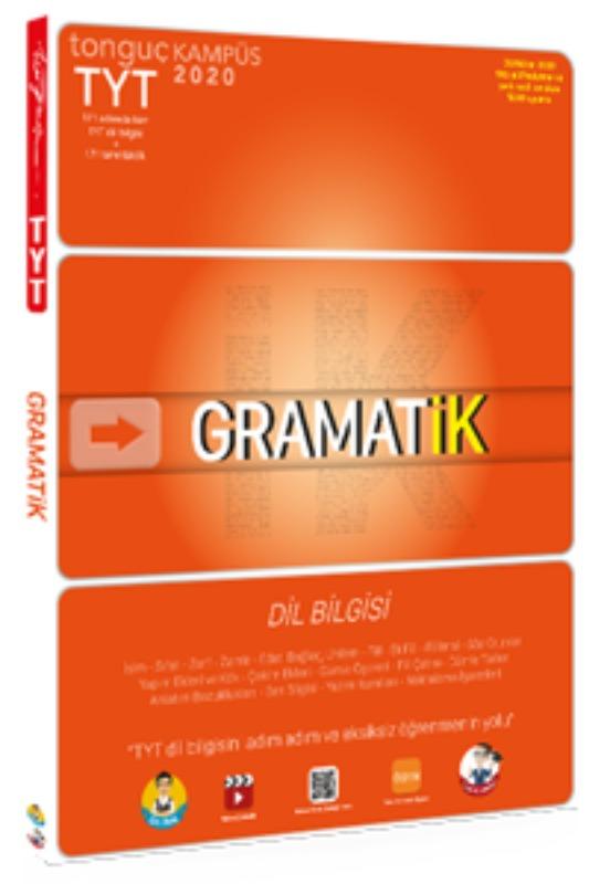 TYT Gramatik  Tonguç akademi Yayınları