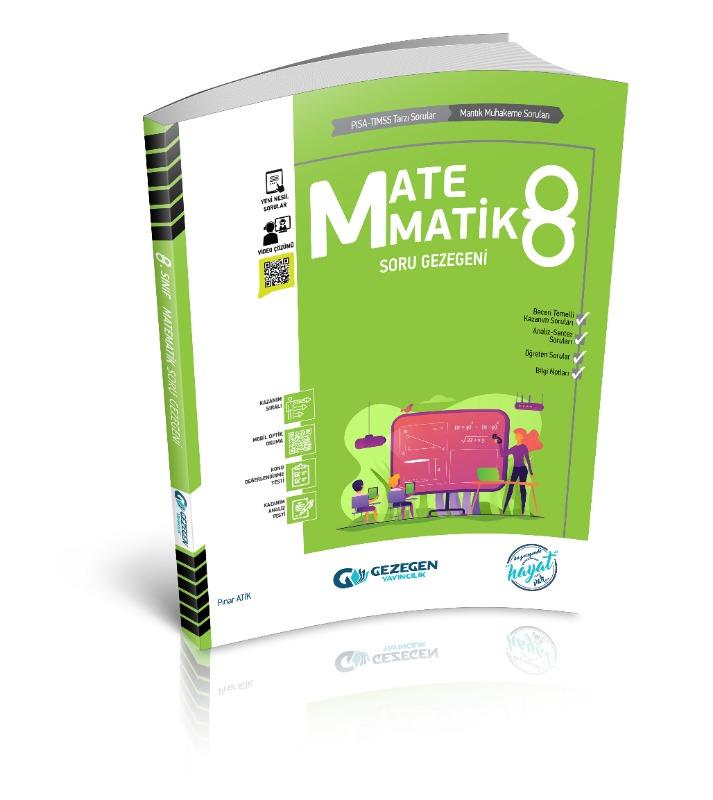 8. Sinif Matematik Soru Gezegeni Gezegen Yayincilik