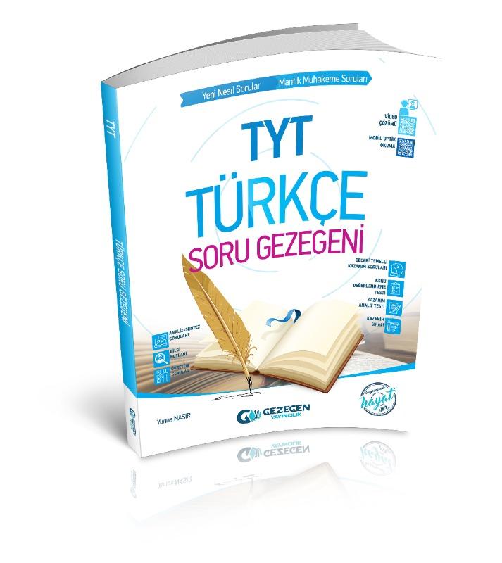 TYT Türkçe Soru Gezegeni Gezegen Yayıncılık