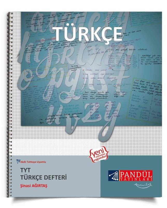 Tyt Türkçe Defteri  Pandül