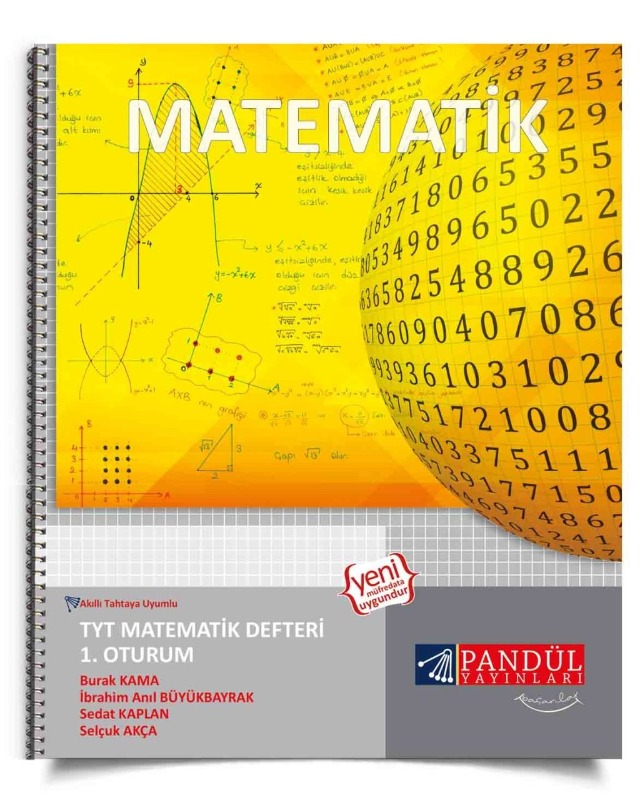 Tyt Matematik Defteri  Pandül