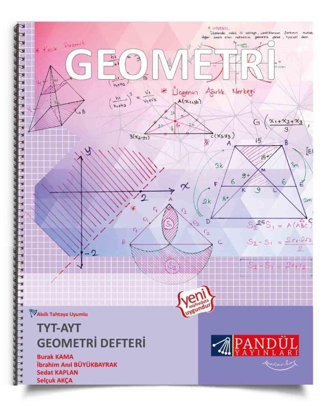 Tyt AYT Geometri Defteri  Pandül