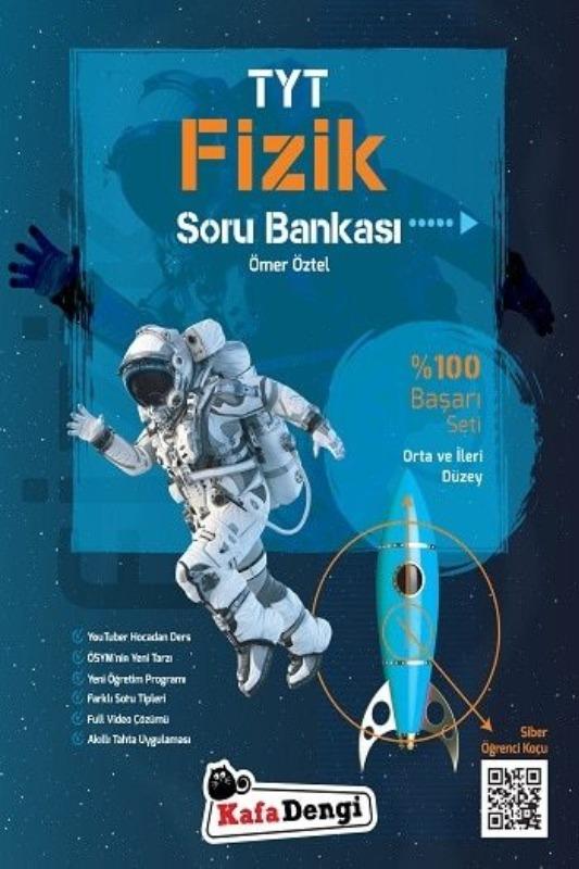 TYT Fizik Soru Bankası Kafadengi Yayınları