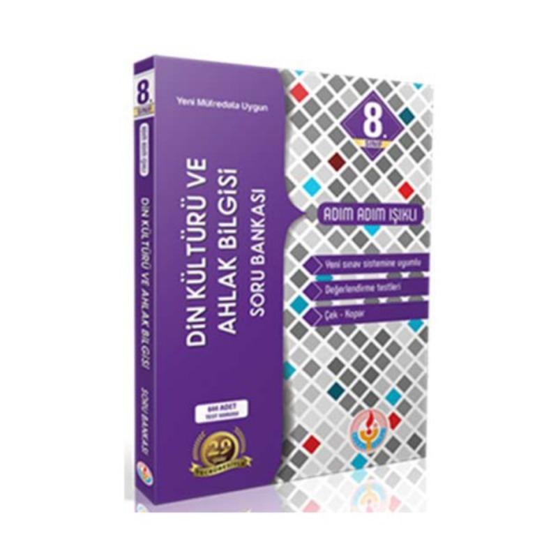 8. Sınıf Din Kültürü ve Ahlak Bilgisi Soru Bankası Bilal Işıklı Yayınları