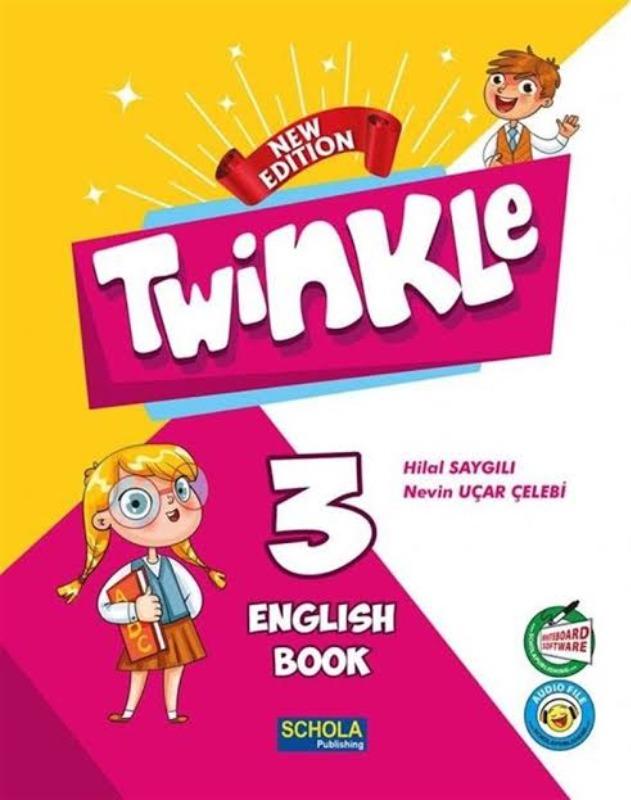 Schola Publishing 3. Sınıf Twinkle English Book