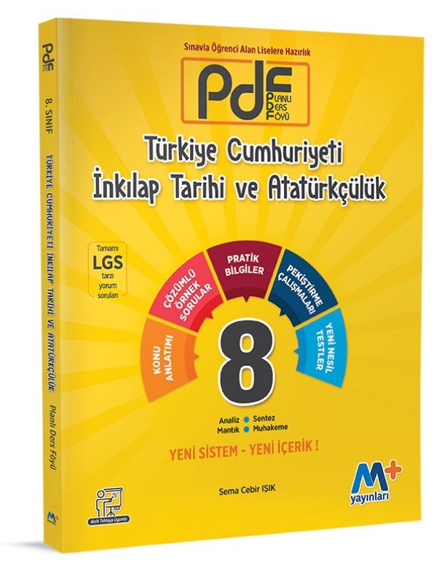8.Sınıf PDF T.C İnkılap Tarihi ve Atatürkçülük  Martı Okul Yayınları