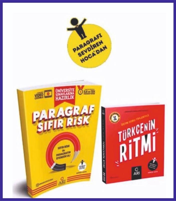 Paragraf Sıfır Risk Soru Bankası ve Türkçe Ritmi Set