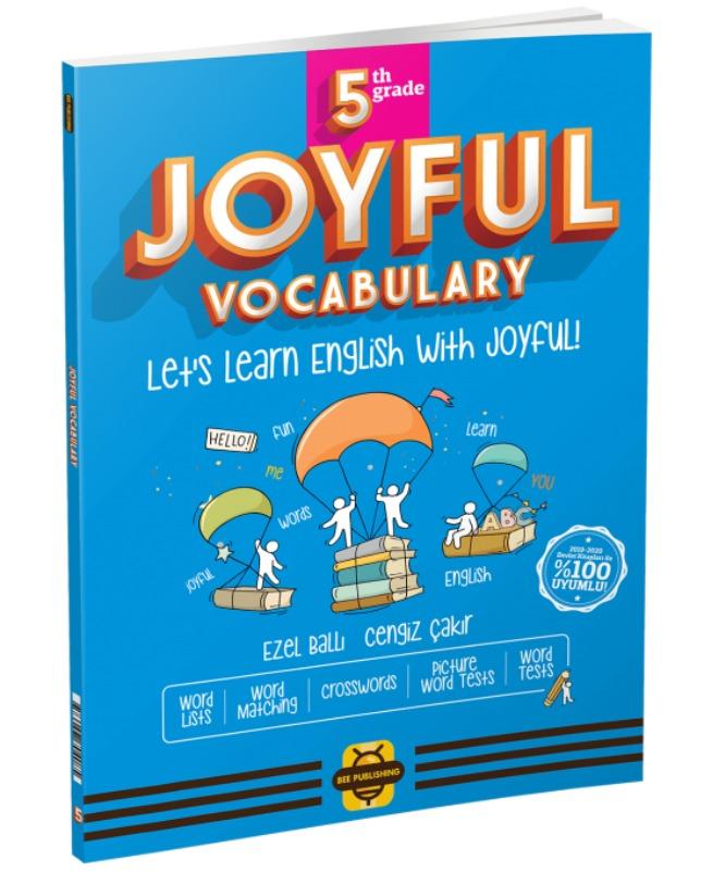 Arı Yayınları 5. Sınıf Joyful Vocabulary Book Bee Publishing