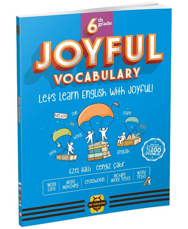 Arı Yayınları 6. Sınıf Joyful Vocabulary Book Bee Publishing