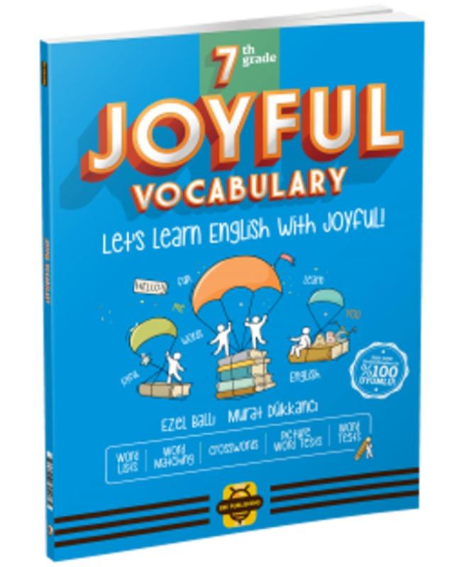 Arı Yayınları 7. Sınıf Joyful Vocabulary Book Bee Publishing