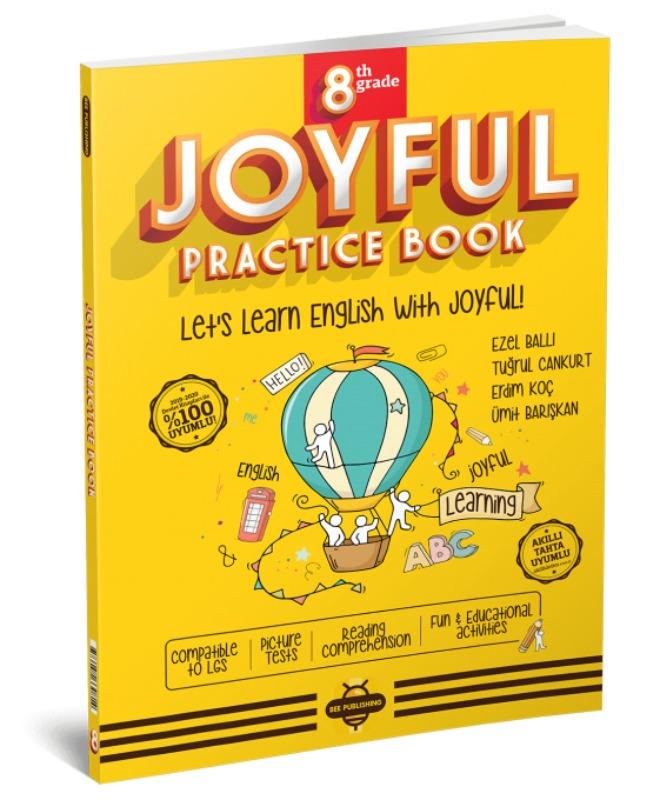 Arı Yayınları 8. Sınıf Joyful Practice Book Bee Publishing
