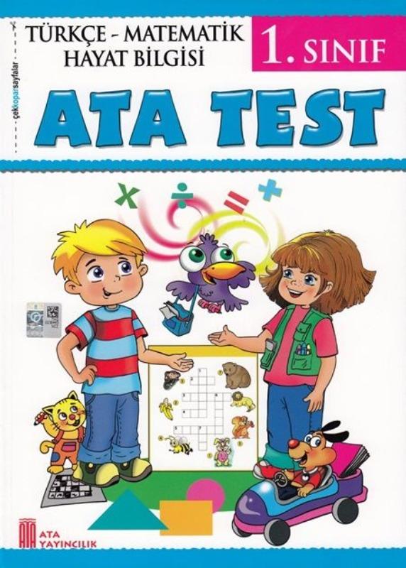 1. Sınıf Ata Test (Çek Kopar) Ata Yayınları