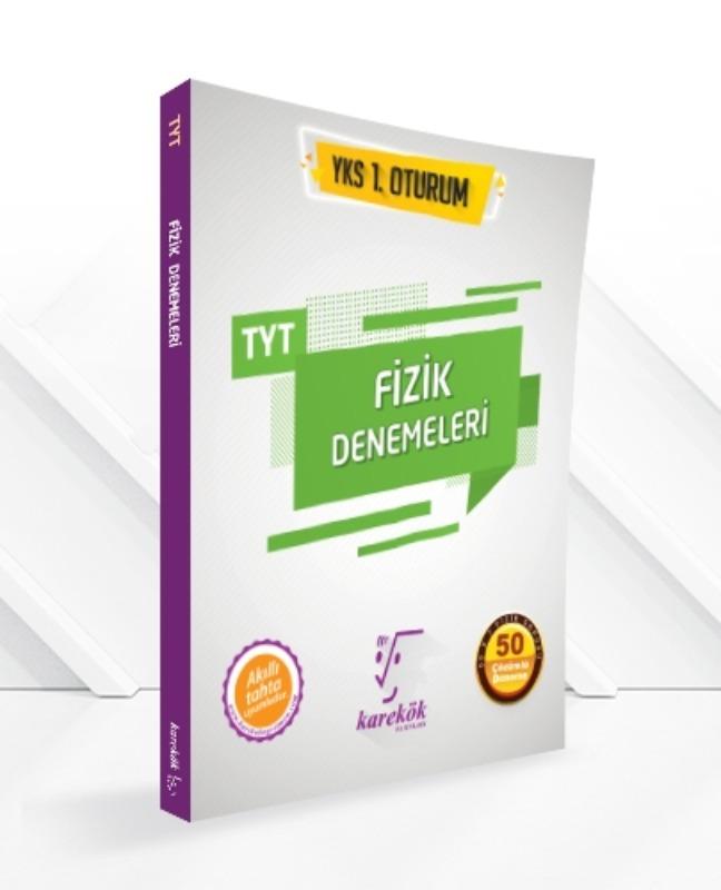 TYT Fizik Denemeleri Karekök Yayınları