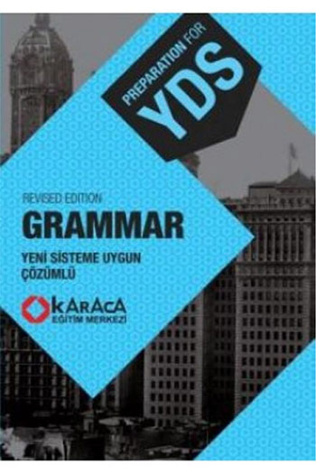 Karaca Egitim Merkezi Grammer Preparation For YDS
