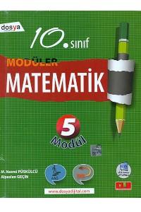 10. Sinif Matematik 5 Modül Konu Anlatimli Dosya Yayinlari